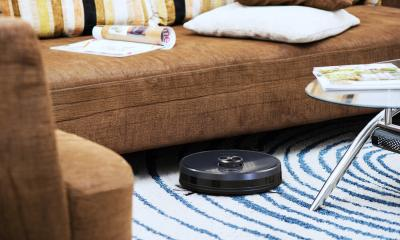 The Best Robotic Vacuum for Pet Hair 2020 : Tesvor