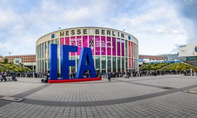 IFA 2019 with Tesvor | tech life,smart home