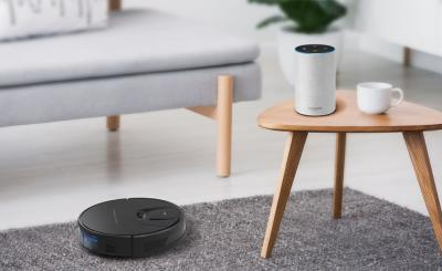 Tesvor Expends Connected Product Line With T8 Robot Vacuum Cleaner