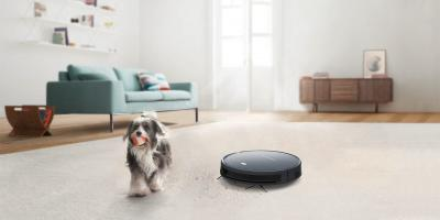 Tesvor shows the best robot vacuum X500 under 200 USD  on the market