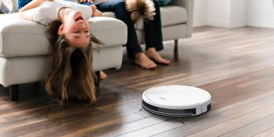 Tesvor presents its new hybrid 2-in-1 vacuum and mopping robot cleaner, X500pro