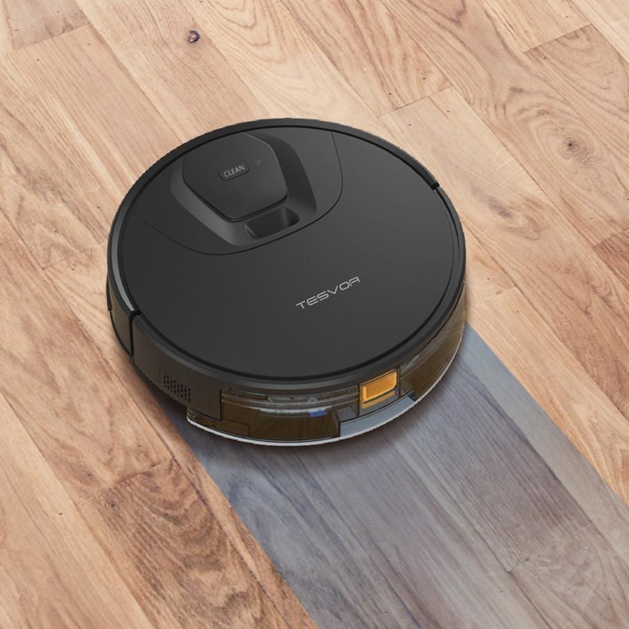 robot vacuum tesvor T8