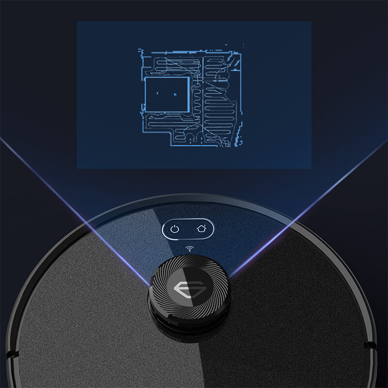 AI laser navigation technology